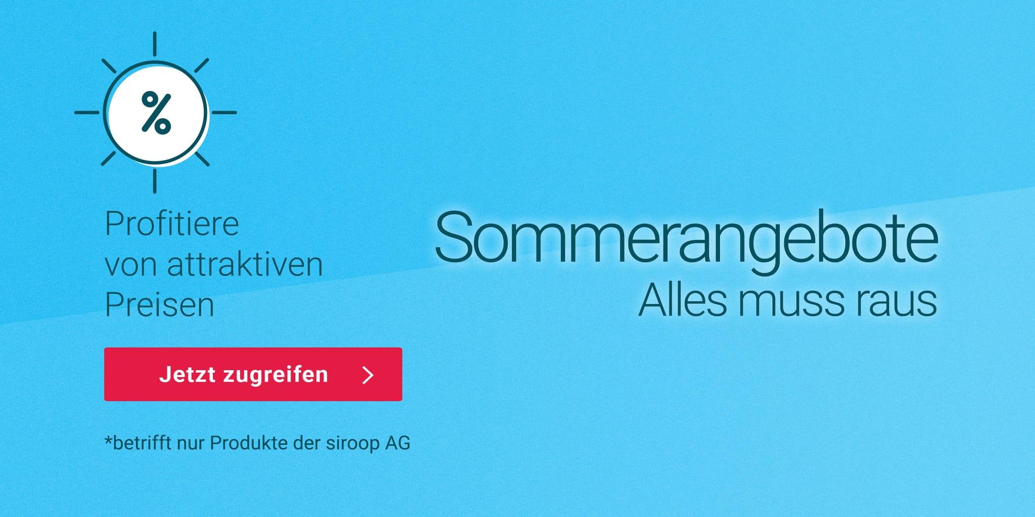 siroop - Dein Schweizer Onlineshop